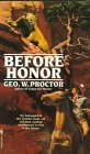 img - for Before Honor book / textbook / text book