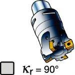 サンドビック コロミル490カッター 490-040C6-08H (562-1071) 《ホルダー》B01LL7LM4I