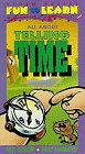 All About Telling Time [VHS]