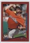 (Steve Ames (Baseball Card) 2014 Topps - [Base] - Target Red #577 )