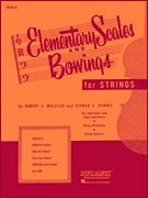 (Elementary Scales And Bowings - Viola (First Position))