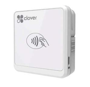 - Clover Go Contactless Reader - EMV/Chip Ready - No Merchant Account Required