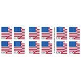 USPS U.S. Flag Forever Stamps - Booklet of 20 - 2018 Version