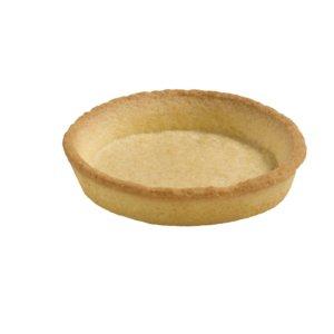 Sweet Shortcrust Tart Shell, 4.3'' - 96 Per Case by Alba