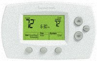 Honeywell 2-Stage Programmable Digital Thermostat model TH6220D1028