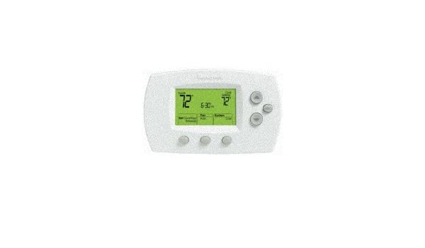 Honeywell 2-Stage Programmable Digital Thermostat model TH6220D1028 - - Amazon.com