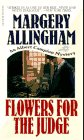 Flowers for the Judge, Margery Allingham, 0786702915