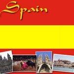 Scrapbook Customs - World Collection - Spain - 12 x 12 - Spain Scrapbooking