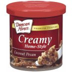 Duncan Premium Frosting 15 OZ (Pack of 24)