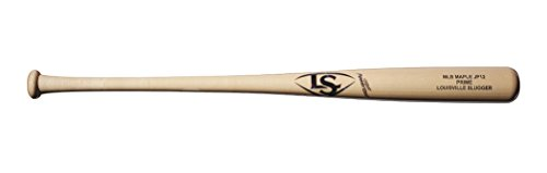 - Louisville Slugger JP12 MLB Prime Maple Holograph Baseball Bat, Natural/Hologram, 34