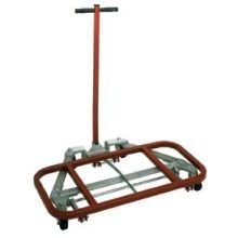 Wesco 272155 Desk Mover with Handle, 600-lb. Capacity, 31-3/4'' Width x 39-1/2'' Height x 23'' Depth