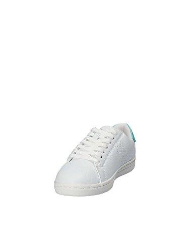 In Sports 10v Nero 1010326 Bianco Scarpe Fila Pelle Donna Sneaker tCfwUIq