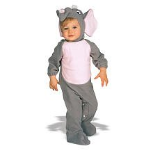 Holloween Costumes For Couples (Baby Elephant Costume - Newborn)
