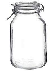Heat Glass Miami - Bormioli Rocco SYNCHKG077327 Canning Jar 3 Liter glass