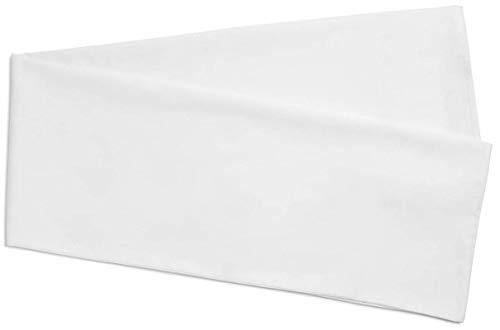 Body Pillowcase, 400 Thread Count 100% Cotton Sateen 20 x 54