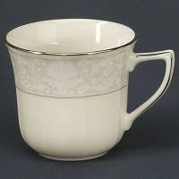Imperial Lace Noritake Cup and Saucer by -