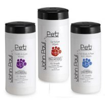 John Paul Pet Grooming Wipes