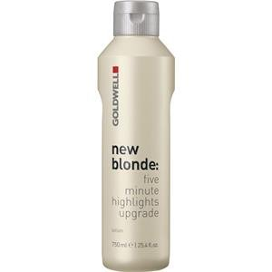 Blonde Base - Goldwell New Blonde Developer Lotion, 25.3 Ounce