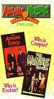 Addams Vs Monsters:Family Feud 2pk [VHS]