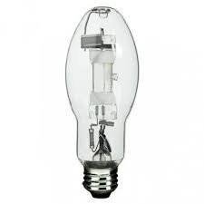 GE Lighting 18902 175-Watt HID Multi-Vapor Quartz Metal Halide Medium Base Light Bulb,2-Pack