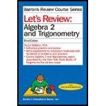 Download Let's Review Algebra 2 & Trigonometry (09) by MA, Bruce Waldner [Paperback (2009)] PDF