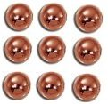 Genuine Copper Round Seamed Bead 2mm / Pkg. Of 200 Pcs. ()