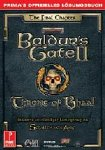 Baldur's Gate 2 - Thron des Bhaal Lösungsbuch