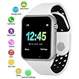 Bluetooth Smart Watch Camera Waterproof Smartwatch Touch Screen Phone Unlocked Cell Phone Watch