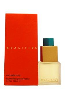 Realities (classic) by Liz Claiborne 3.4 oz EDT Spray for Women