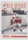 Gordie Howe (Hockey Card) 2012-13 Panini Classics Signatures - [Base] ()