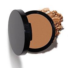 Jolie Cosmetics Natural, Sheer Matte Bronzing Powder - Hypoallergenic (Medium)