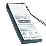 Battery for Palm Handspring Visor Edge