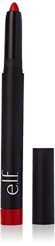 e.l.f. Matte Lip Color, Wine, 0.05 Ounce