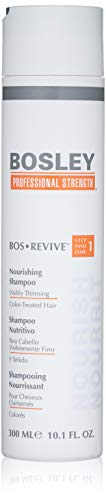 Bosley Professional Strength BOSRevive Nourishing Shampoo for Visibly Thinning Hair