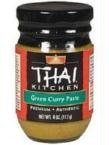Paste Curry Green 4 Ounces (Case of 12) by Thai Kitchen