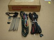 Western 63422 Fisher Relay Harness Kit 9 Pin 2B-2D-HB5
