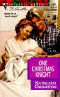 book cover of One Christmas Knight