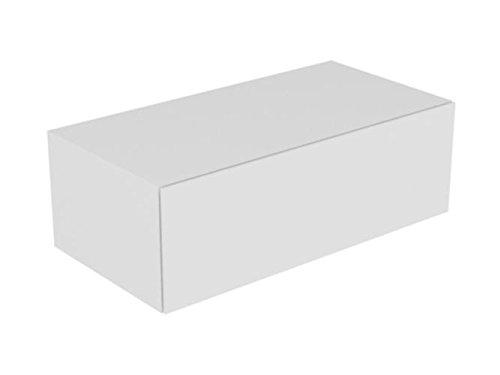 Keuco Sideboard Edition 11 31324, 1 Front -Auszug, anthrazit/anthrazit, 31324390000