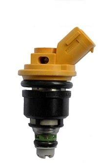 (Single unit OEM Jecs 550-555cc fuel injector for Nissan Sentra, NX, 200SX 1.6L(pack of 1) )