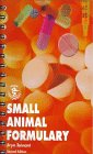 Small Animal Formulary, Tennant, Bryn, 0905214447