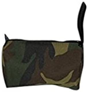 product image for Toiletry or shaving kit holds all your essentials,cosmetic bag Made in USA. (Woodland)