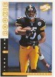 : 1998 Score Hines Ward Pittsburgh Steelers Football Rookie Card In Display Case!!