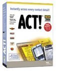 ACT! 6.0 for 2004 [Old Version] (Best Windows Contact Manager)