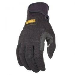 Radians DPG217L DeWalt SecureFit General Utility Work Glove (1 per Pack), Large General Utility Glove