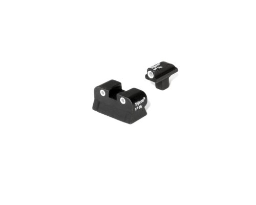 Trijicon 3 Dot Front And Rear Night Sight Set for Colt Officers