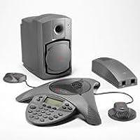 Polycom SoundStation VTX1000 w/ Mics & Subwoofer