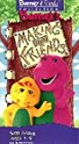 Barney: Making New Friends [VHS]
