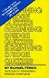 Beginning Bridge Quizzes, Michael Penick, 0910791678