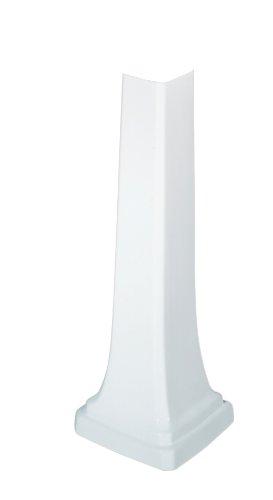 Pegasus L-1920-W Series 1920 Pedestal Lavatory Leg Kit, ()