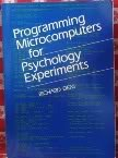 Programming Microcomputers for Psychology Experiments, Deni, Richard, 0534054420